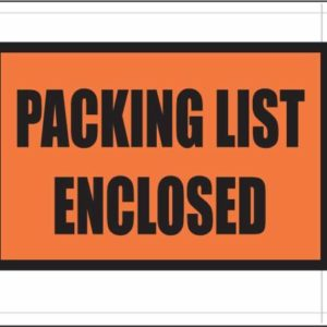 "4.5 x 5.5"" Packing List Envelope - 3860"