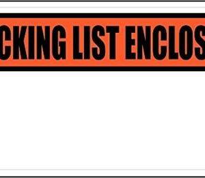 """5.5 x 10"""" Packing List Envelopes - 3883"""