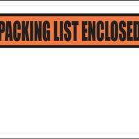 """7 x 5.5"""" Packing List Envelopes - 3880"""