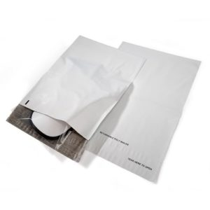 14 x 17 x 2.5 Mil Returndable Poly Mailer