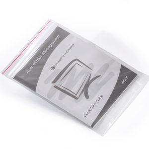 Reclosable/Zip Lock Bags 2 Mil/1000 per carton